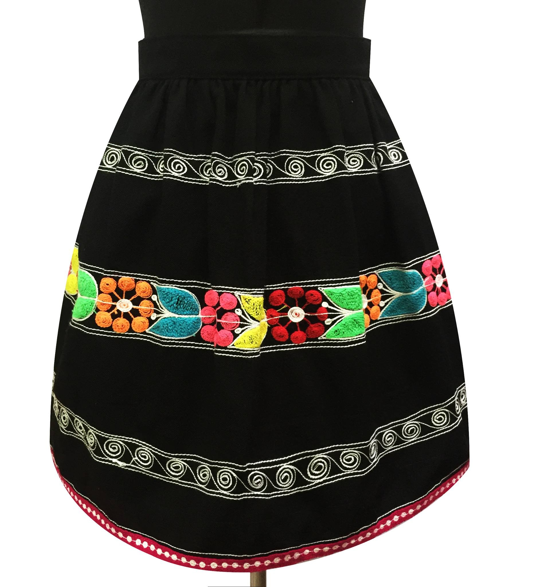Acomayo andean skirt, Size S