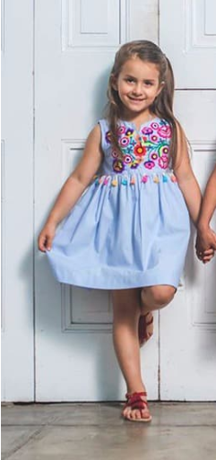 Dress andean Size 2 - 6 - 8