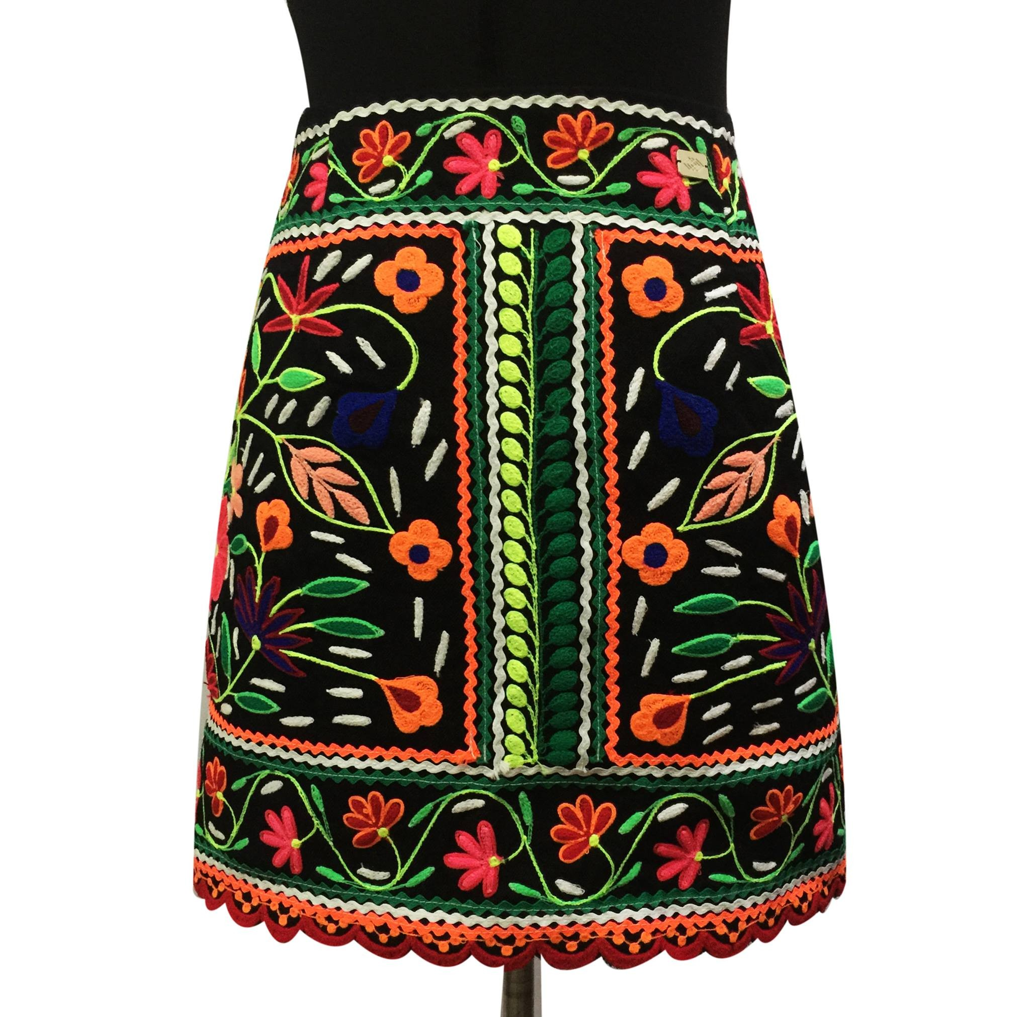 Cusco Andean Skirt - Size L