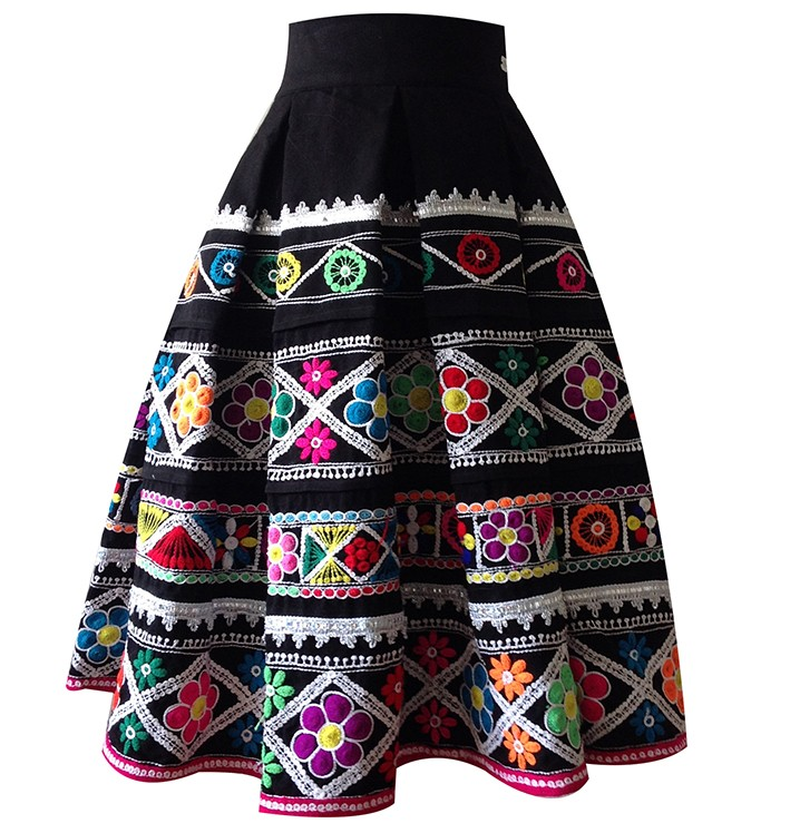 Tinta Andean Skirt - Size M