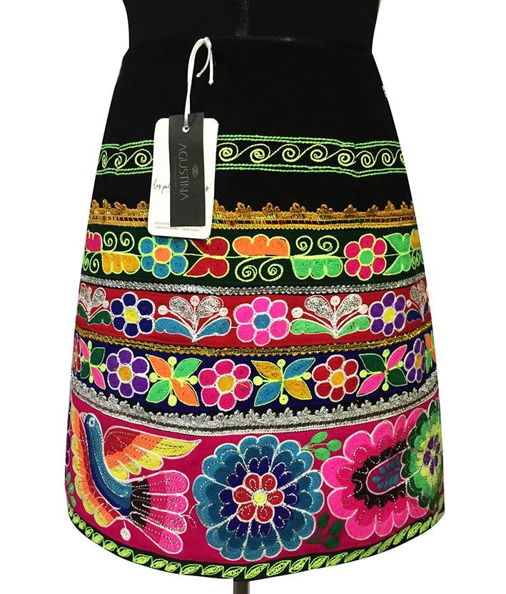 Canas Andean Skirt, Size L
