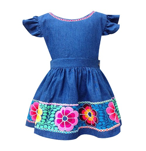 Embroidered jumper Cattca, Size 6 - 8