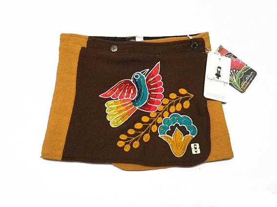 San Pablo Andean Skirt - Size 8