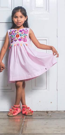 Dress andean Size 2 - 4 - 6 - 8 - 10