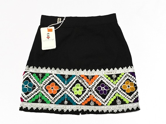 Ccatca Andean Skirt - Size 12 - 18 m