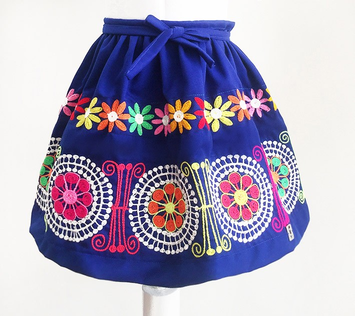 Calca andean skirt, Size 10