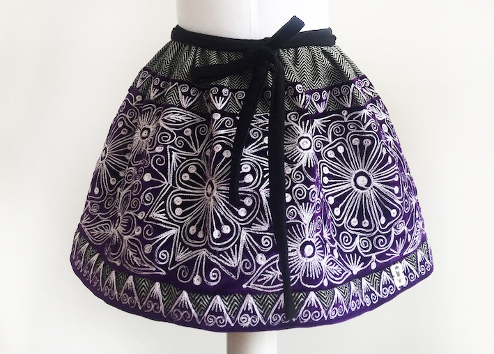Chumbivilcas andean skirt - OUT OF STOCK