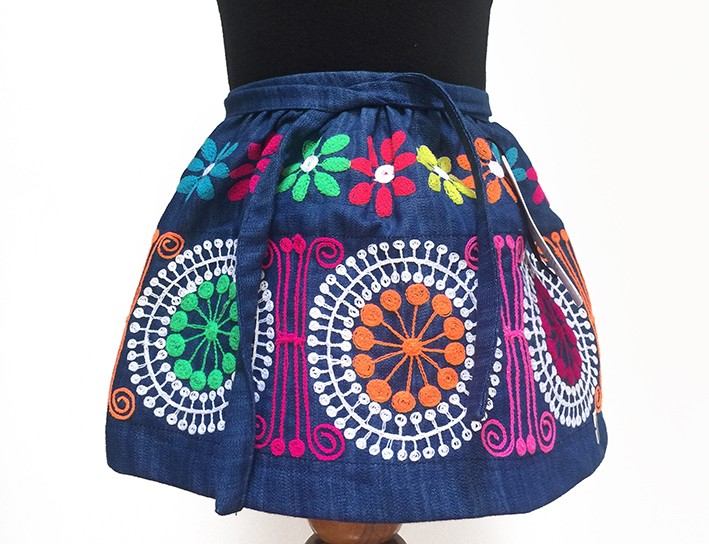 Calca andean skirt, Size 2