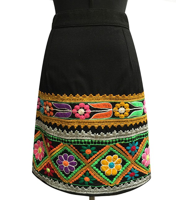 Ccatca Andean skirt, Size M