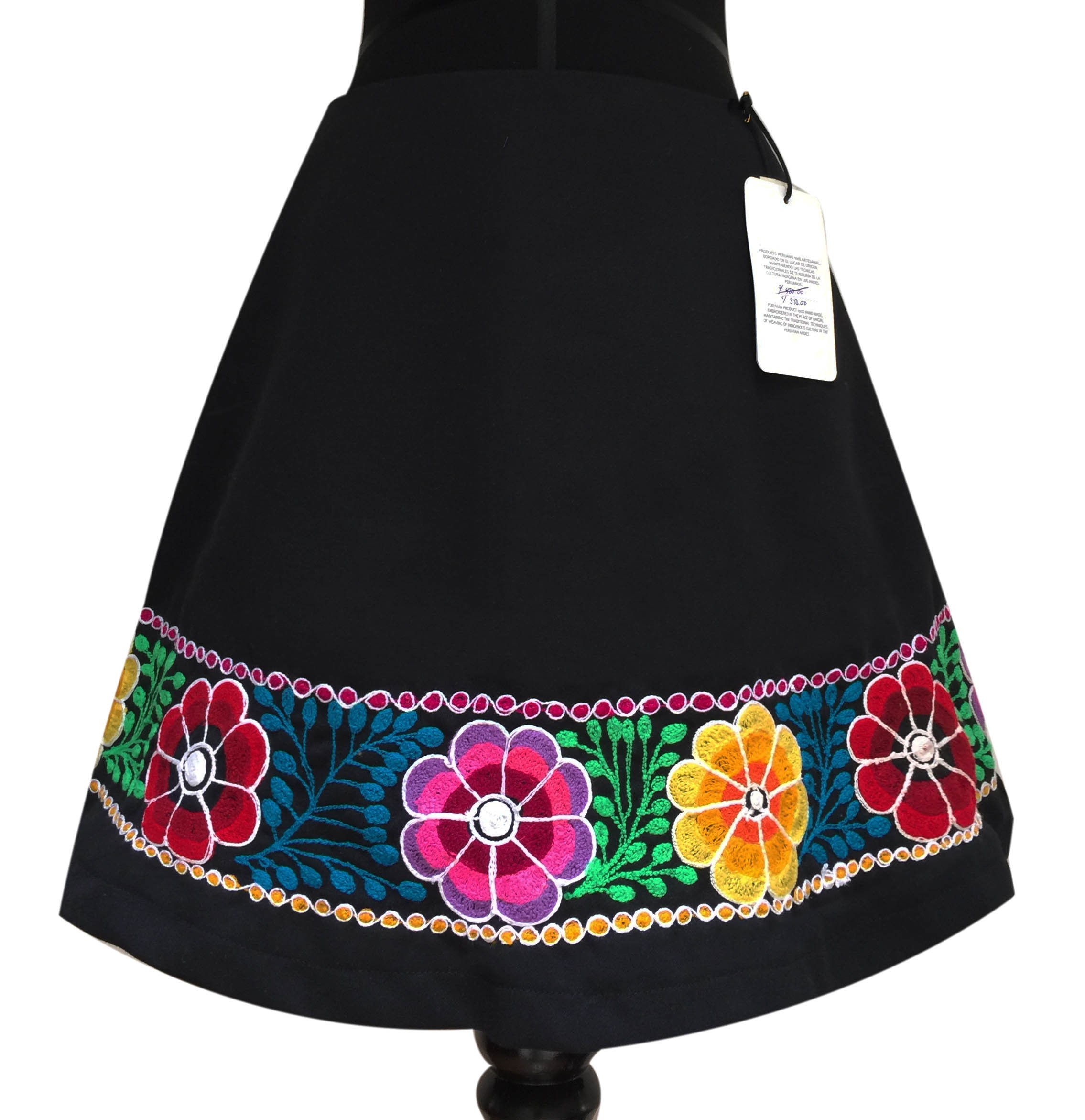 Ccatca andean skirt, Size S