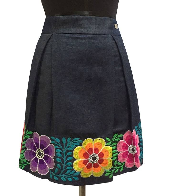 Ccatca Andean Skirt - Size S