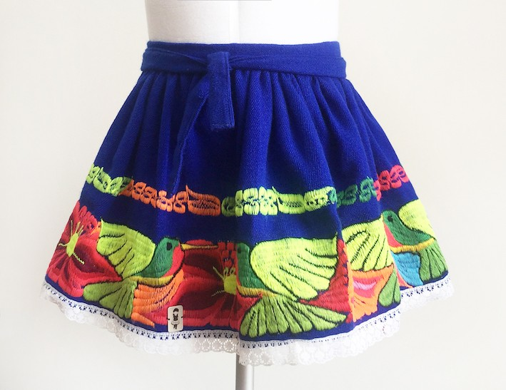 Huancayo Andean Skirt - Size 4