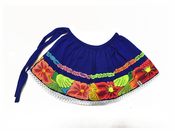 Huanca Andean Skirt - Size 4