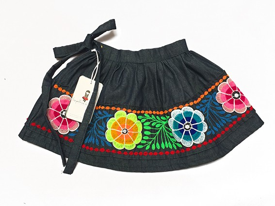 Calca Andean Skirt - Size 2