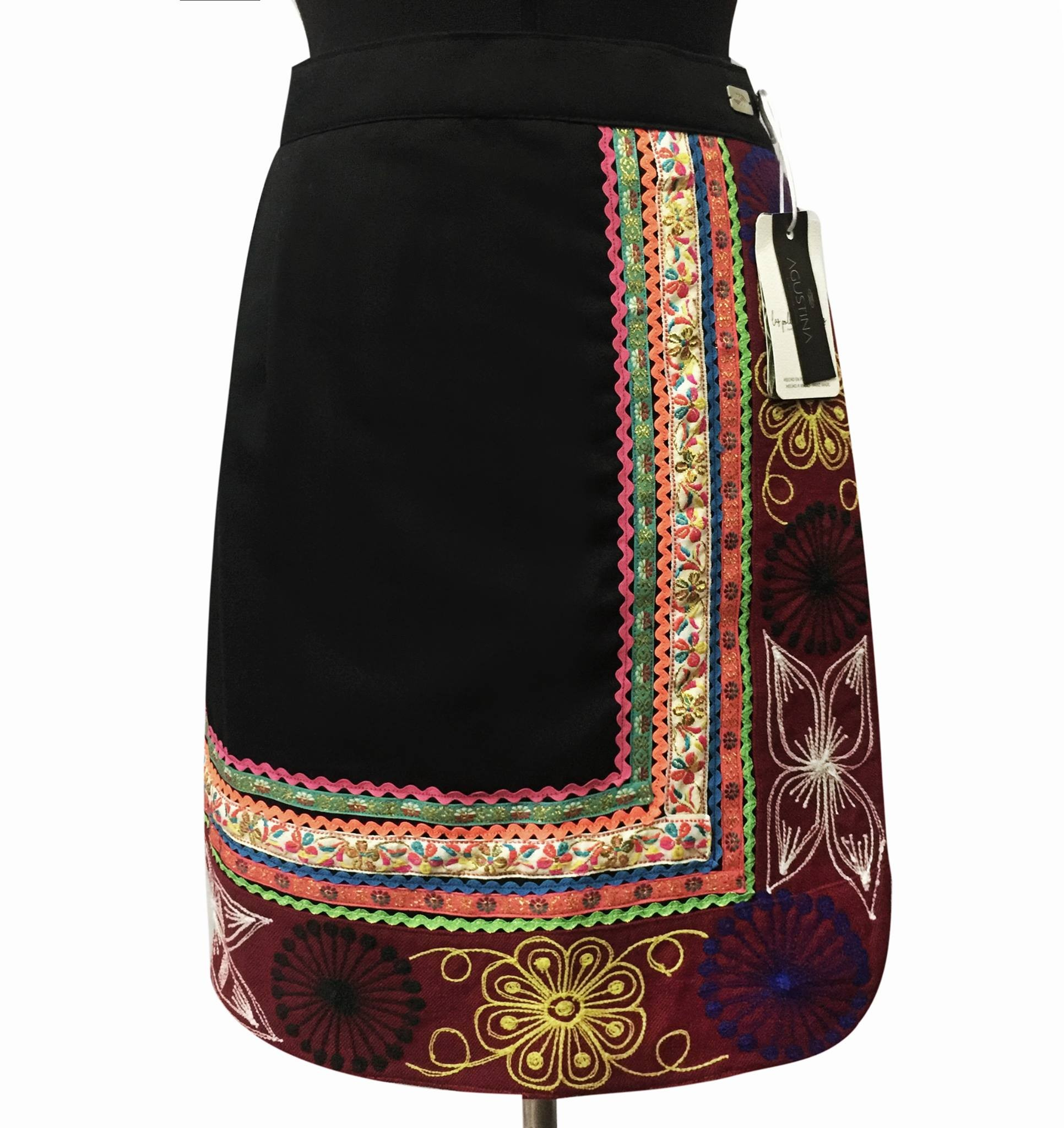 Quispicanchis Andean Skirt - Size M