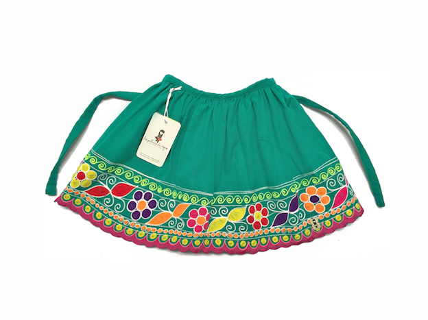 Cusco Andean Skirt - Size 8