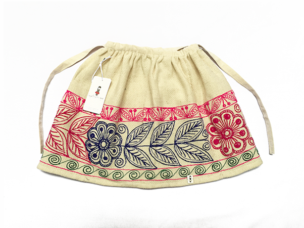 Canas Andean Skirt - Size  8 - 12