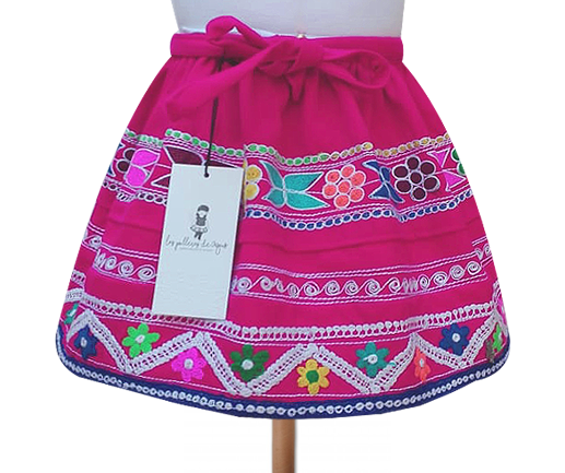 Tinta andean skirt, Size 2 - 4 - 6