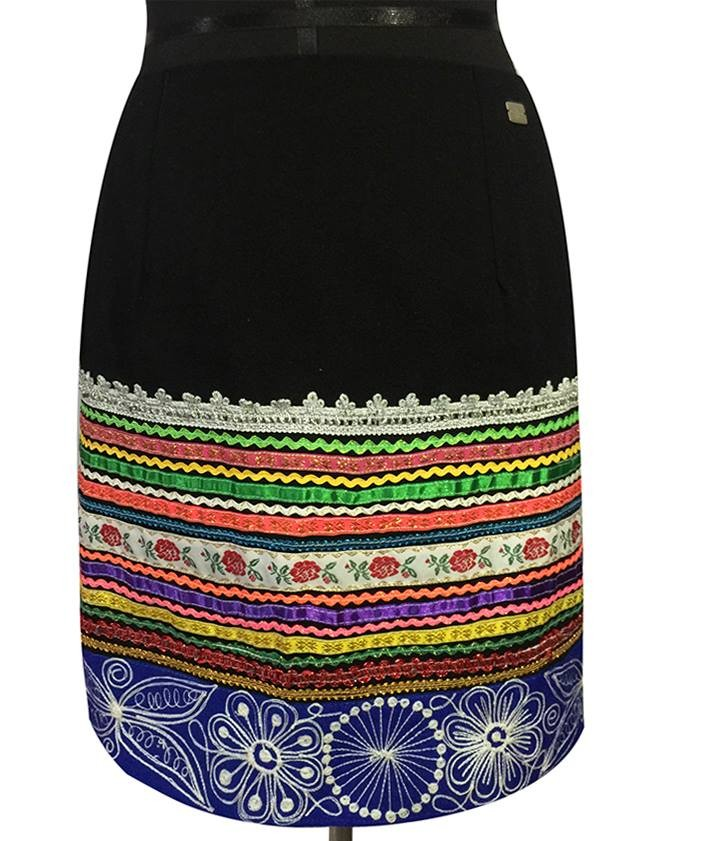 Quispicanchis Andean Skirt - Size M/L