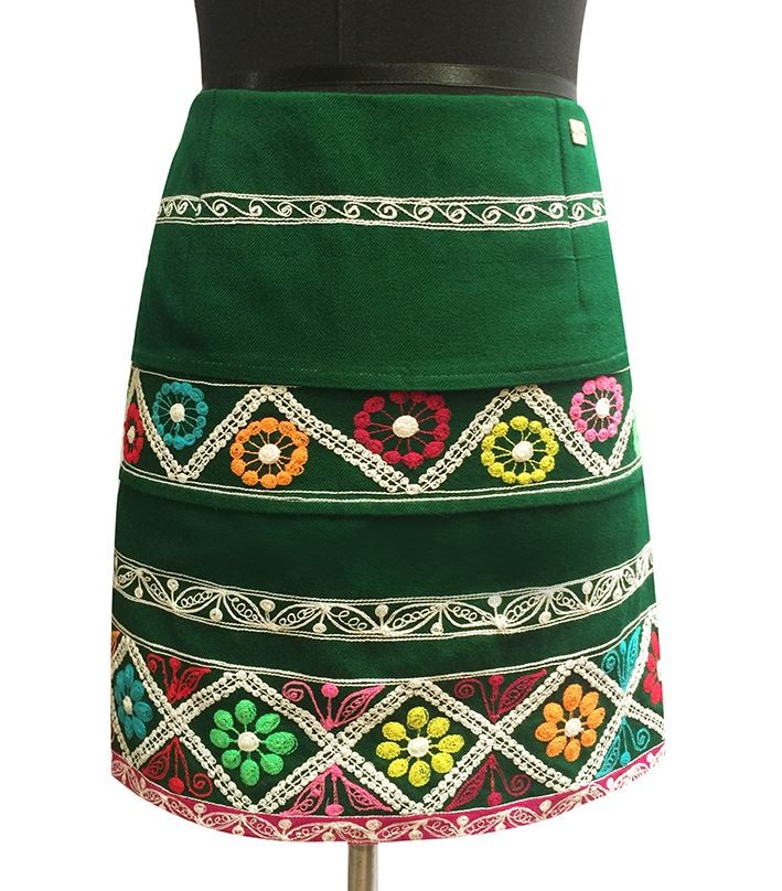 Tinta Andean Skirt - Size L
