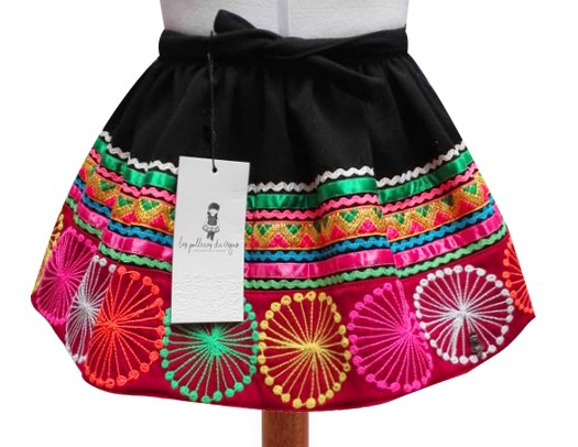 Quispicanchis Andean Skirt OUT OF STOCK