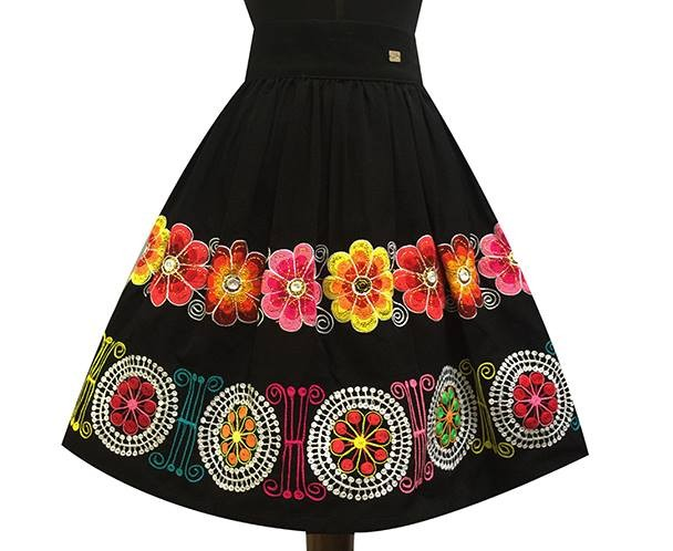 Calca Andean Skirt - Size M