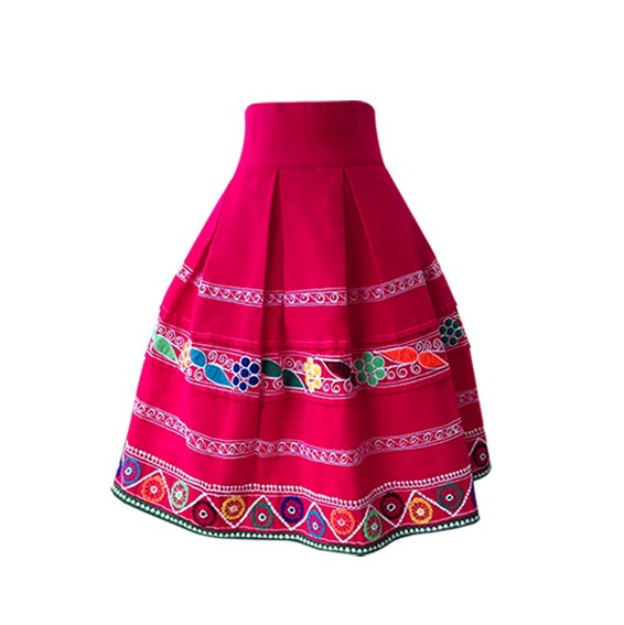 Tinta Andean Skirt, Size M