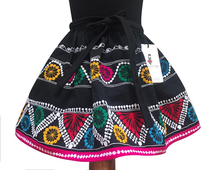 Tinta andean skirt, Size 6