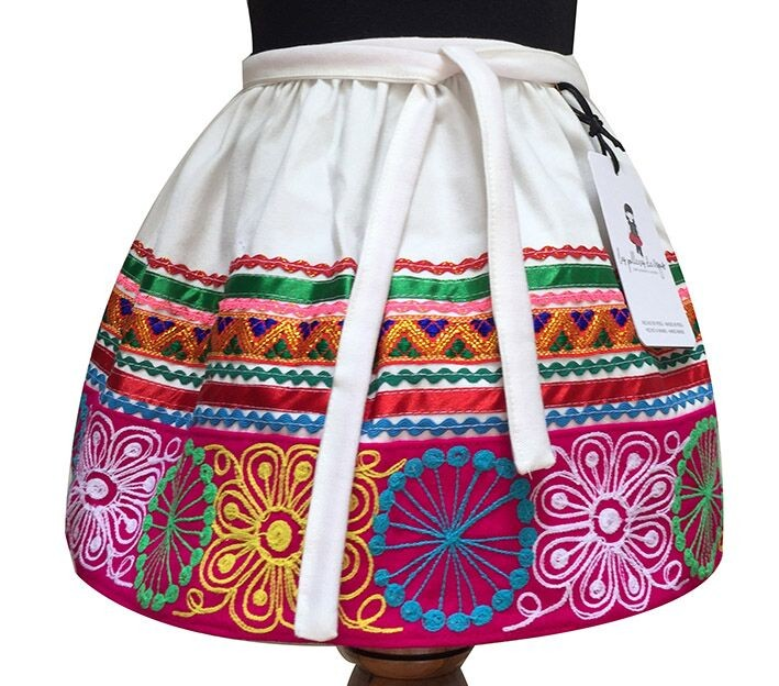 Quispicanchis andean skirt, Size 2